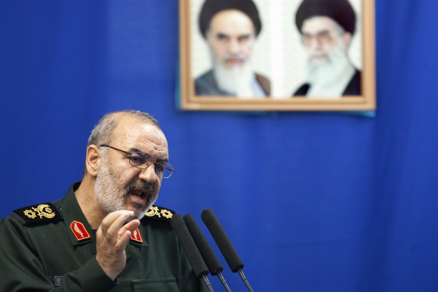 Iran Guards Chief Says Americans Have Started 'Psychological War'