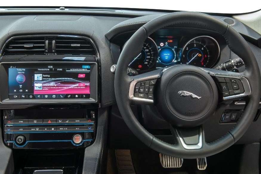 Jaguar Land Rover. (Source: Jaguar Land Rover)