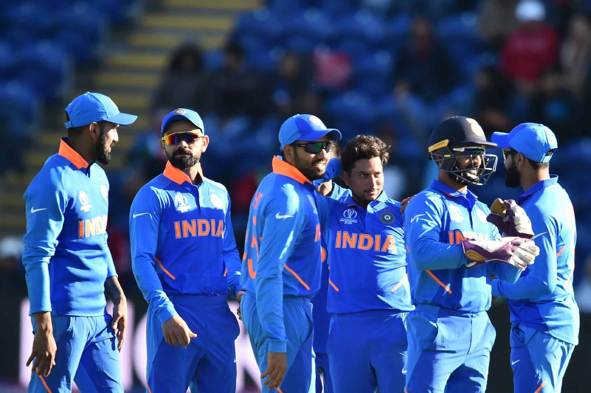 In Pics, India vs Bangladesh Warm-up Match at Cardiff