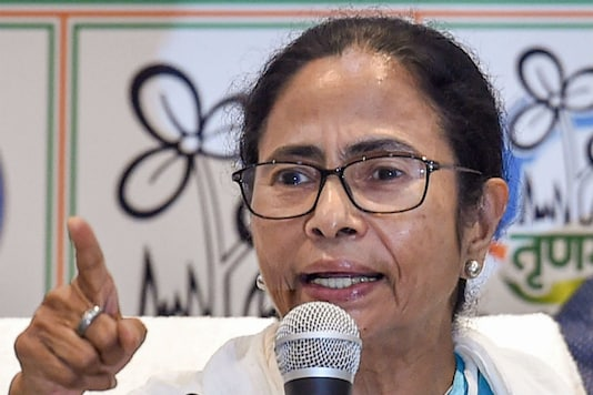 File photo of West Bengal CM Mamata Banerjee (PTI)
