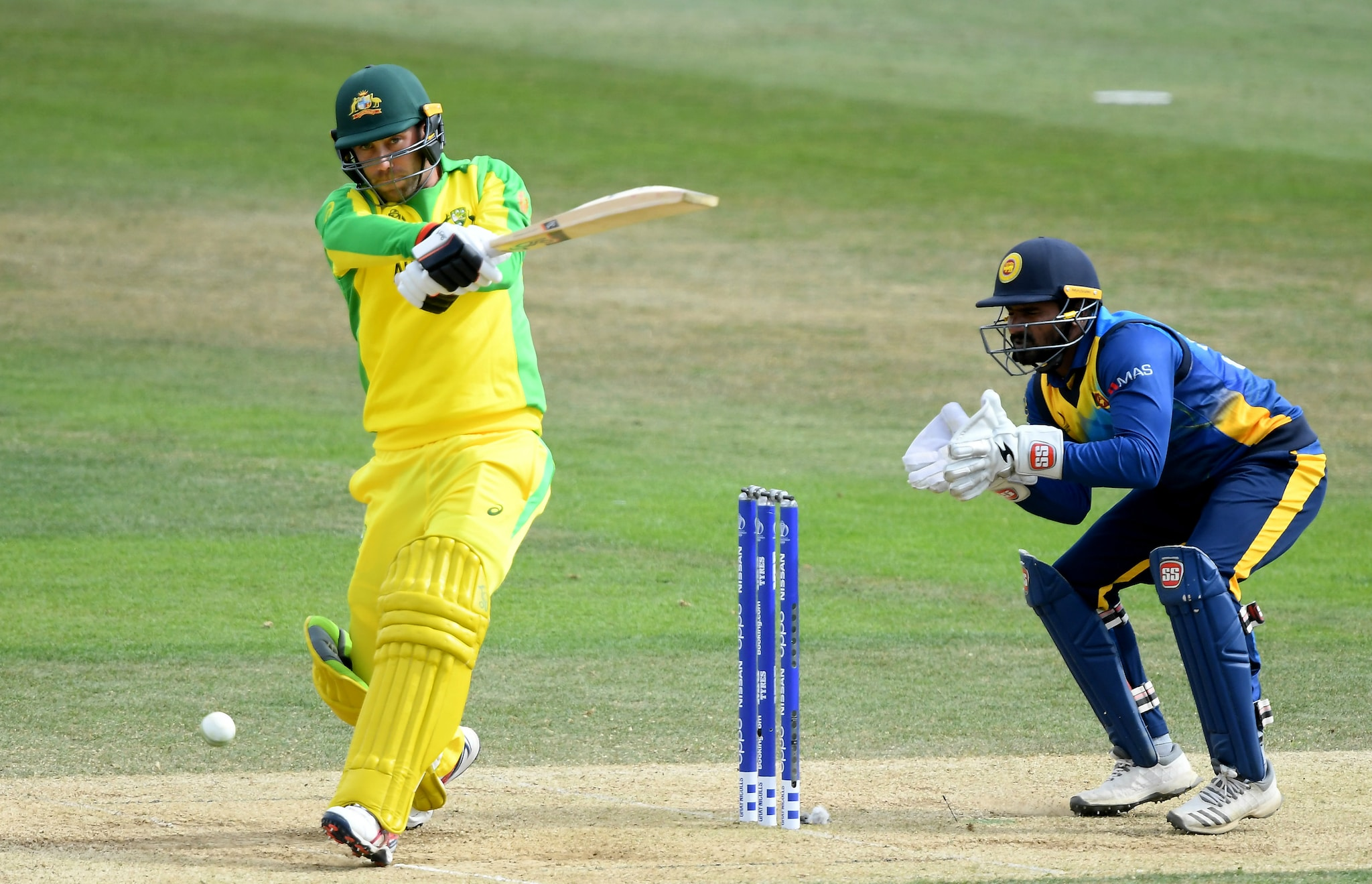 In Pics, Australia vs Sri Lanka Warm-up Match at Southampton