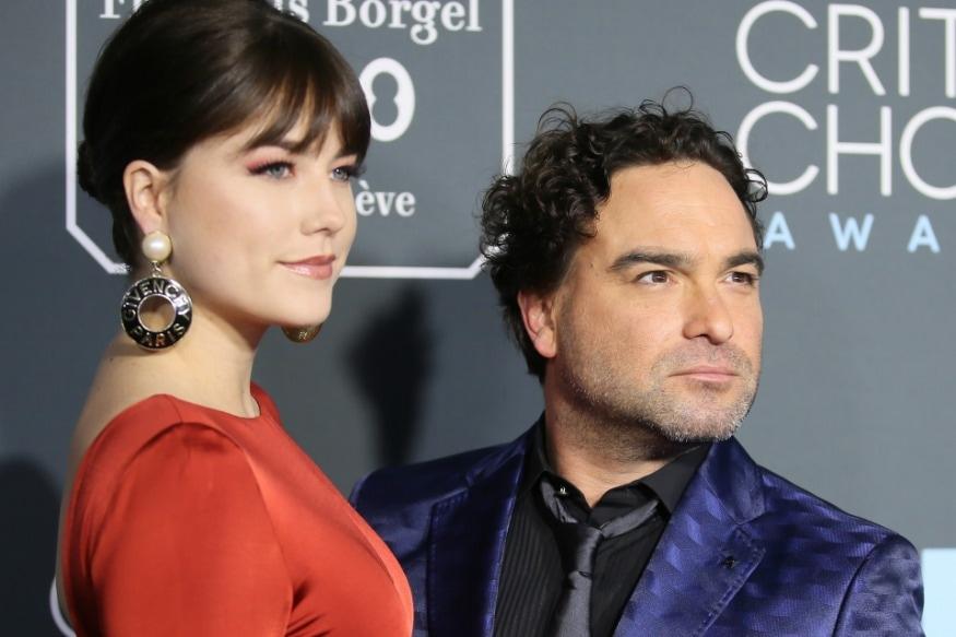 Bazinga! Big Bang Theory Star Johnny Galecki, Girlfriend