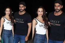 Arjun Kapoor, Malaika Arora Happily Pose Together at India's Most Wanted Screening, See Pics
