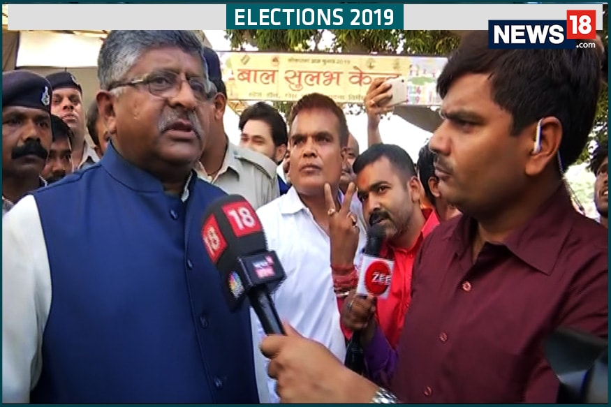 Elections 2019, 7th Phase | Want To Make India A Strong Nation Under PM Modi: Ravi Shankar