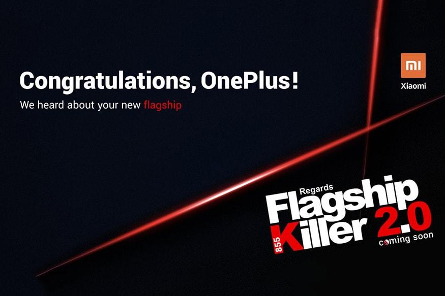 Shots Fired as Xiaomi Takes Jab at OnePlus, Teases Redmi K20 India