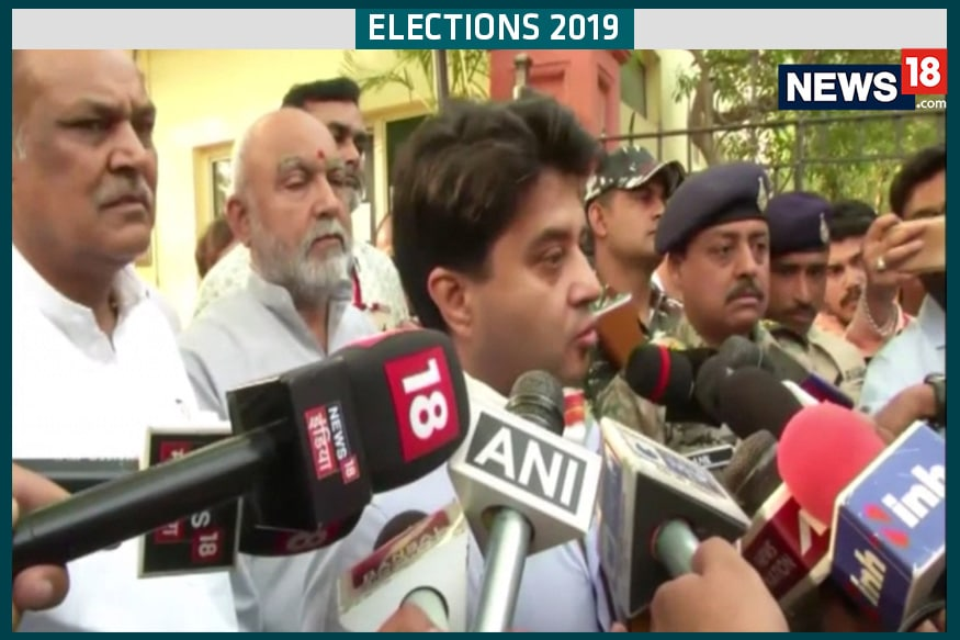 Elections 2019, 6th Phase: 'I Am Sure UPA Will Come To Power With Absolute Majority', Says Jyotiraditya Scindia