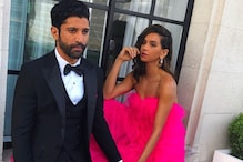 Farhan Akhtar and Shibani Dandekar Are on Top of the Couple Fashion Game, This Picture is Proof