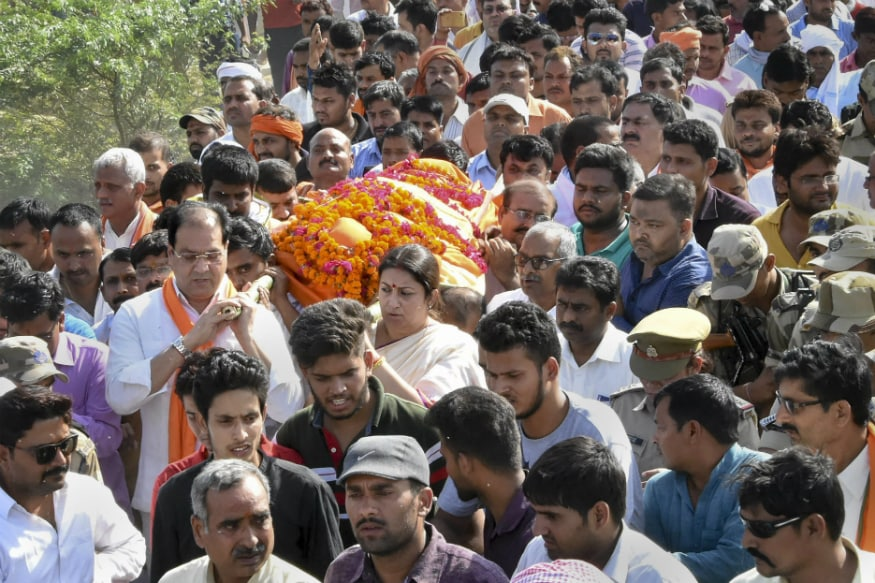 'Will Move Court to Get Culprits Death Sentence': Smriti Irani After Aide's Killing in Amethi, Jabs Rahul