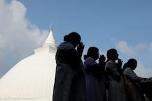Sri Lanka's Buddhists Mark Sombre Vesak After Dastardly Easter Sunday Attacks