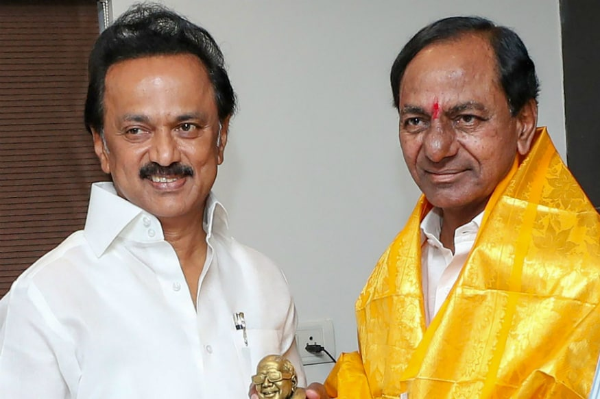 'No Chance of Federal Front': Stalin Snubs KCR, Terms Visit 'Courtesy Call'