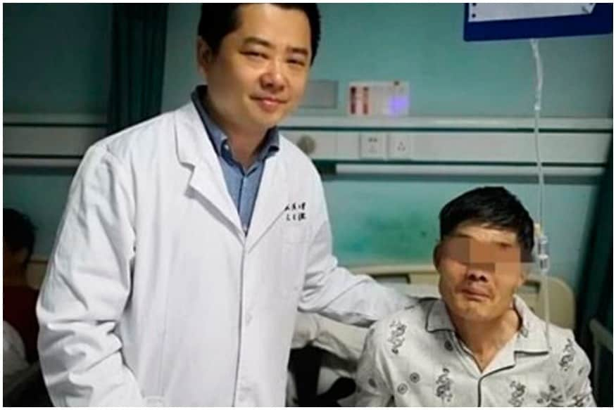 Drunk Man Vomits So Hard, Throws up Undiagnosed Tumour, Then Swallows it Back