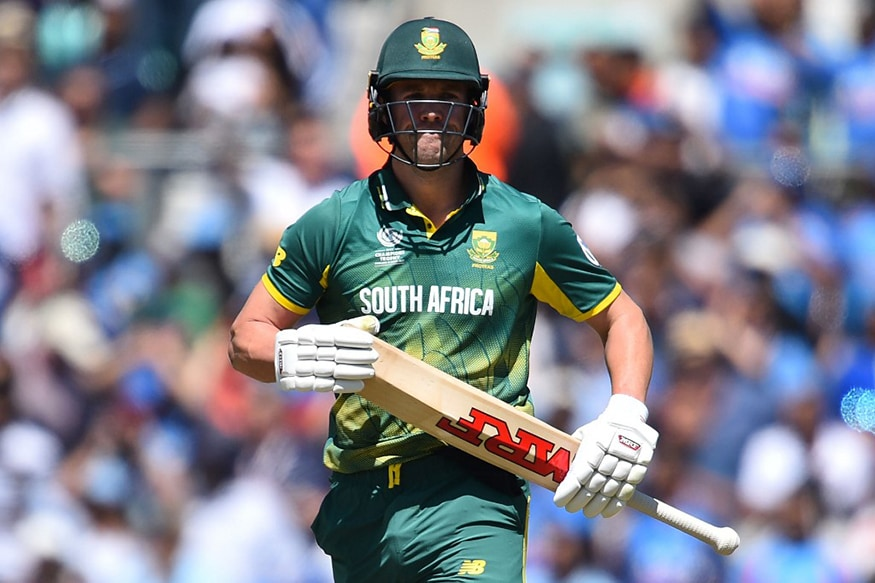 AB De Villiers Denies being Approached to Captain South Africa