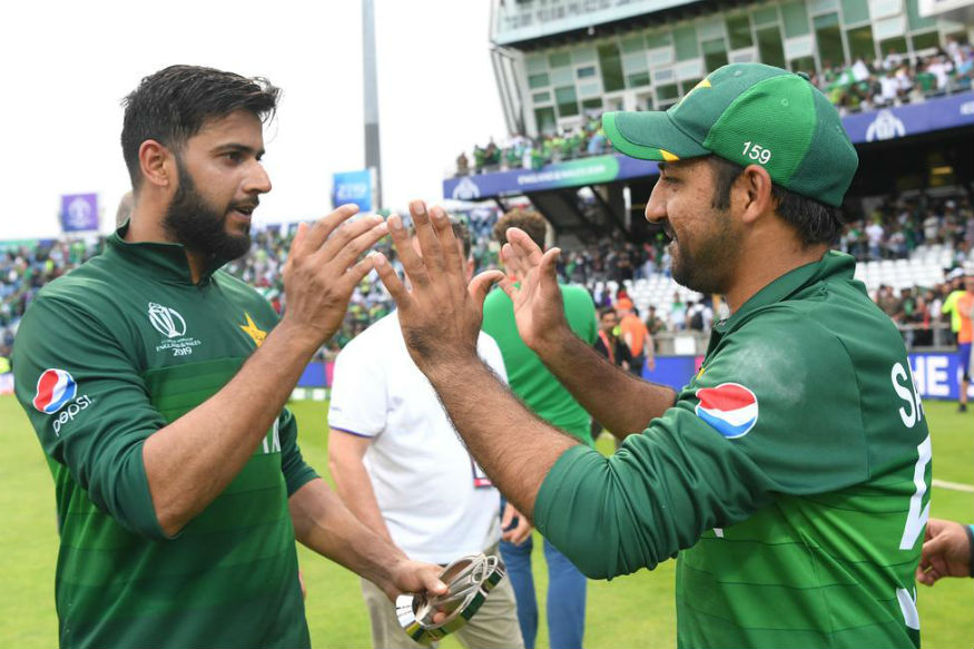 In Pics, Pakistan Register Close Win Against Afghanistan