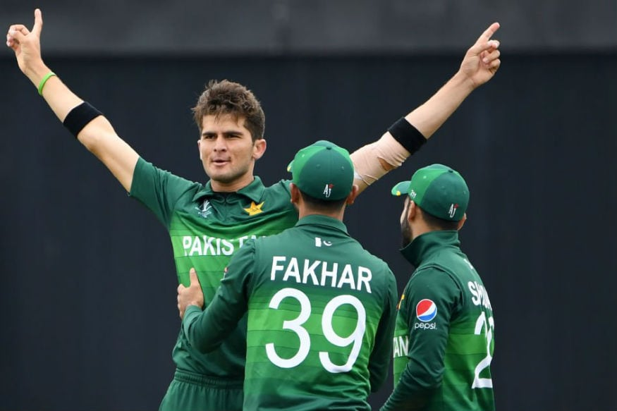 In Pics, Pakistan Beat New Zealand by Six Wickets
