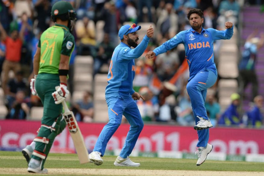 In Pics, India Trounce South Africa at Rose Bowl