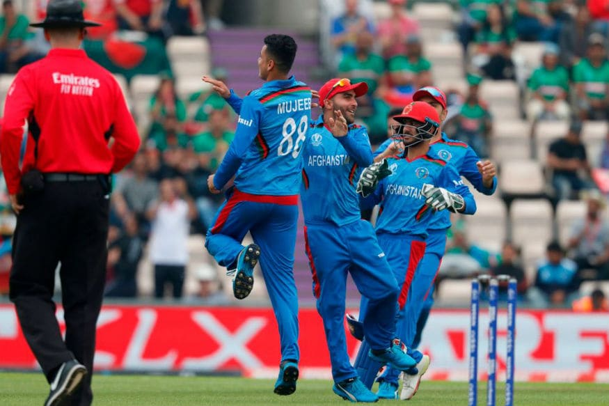 In Pics, Bangladesh Dominate Afghanistan