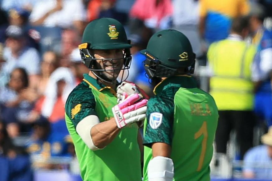 In Pics, South Africa Dominates Sri Lanka