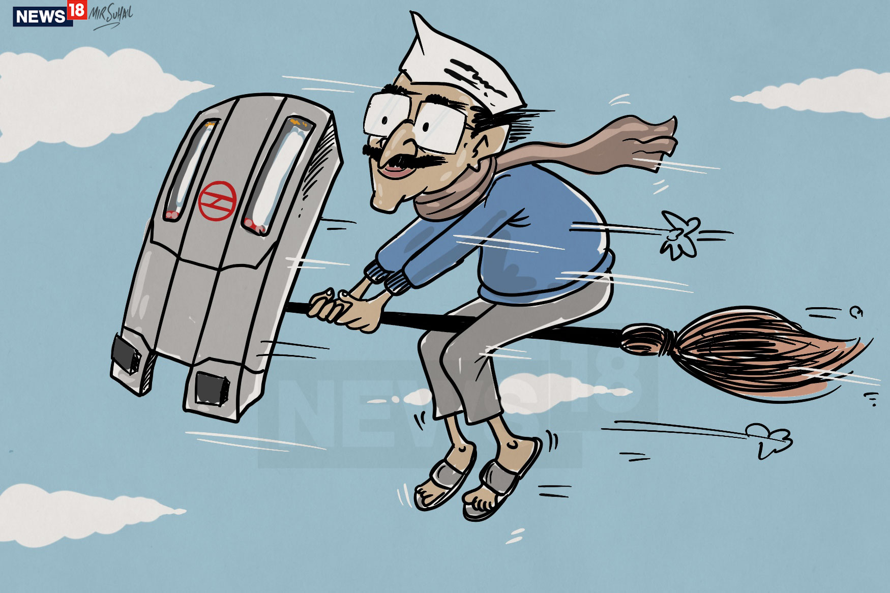 OPINION   Free Metro Ride for Women: How Kejriwal's Ambitious Plan Trashes Principles of Economy & Statehood