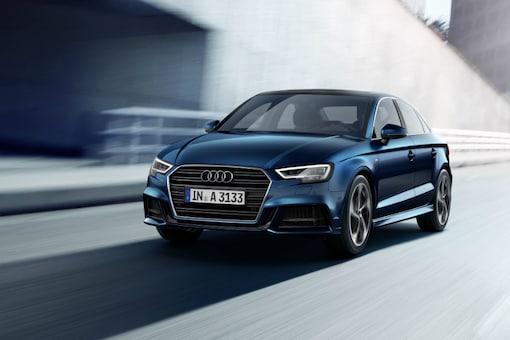 Audi A3 sedan (Image: Audi)