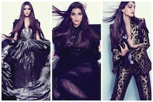 Sonam Kapoor Looks Bewitching in All-black Avatar on Filmfare Cover