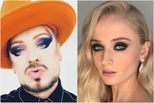 Game of Thrones Actor Sophie Turner to Play Boy George in His Biopic?