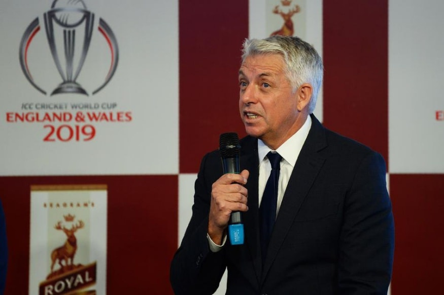 Former ICC CEO Richardson Defends Using Boundaries to Decide World Cup Final