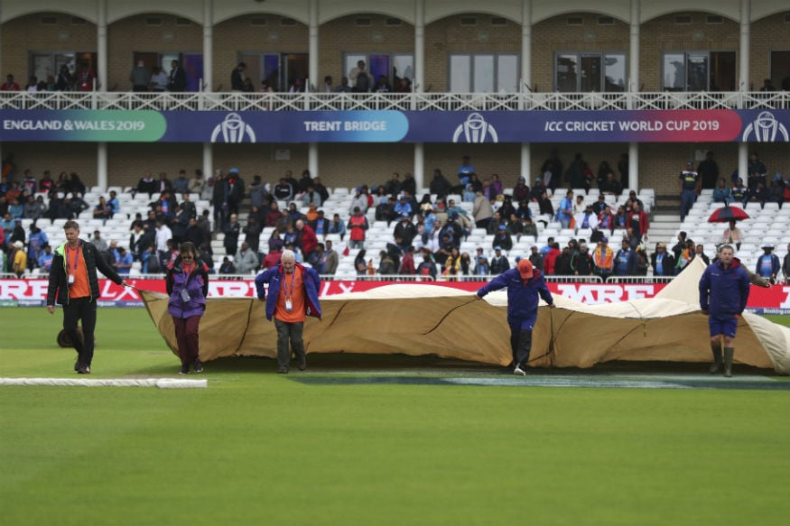In Pics, India-New Zealand Encounter Washed Out