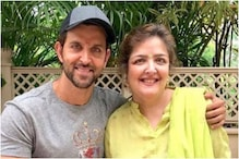 Hrithik Roshan's Sister Sunaina Says She is in 'Living Hell' Because of 'Certain' Family Issues