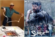 Hrithik Roshan Plays with Noodles in China in Goofy Video, Unveils Super 30 Poster