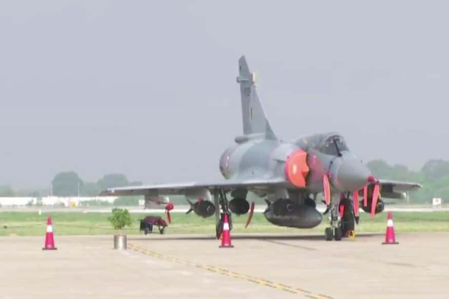 IAF Commemorates 20 Years Of Kargil War At Gwalior Air Base