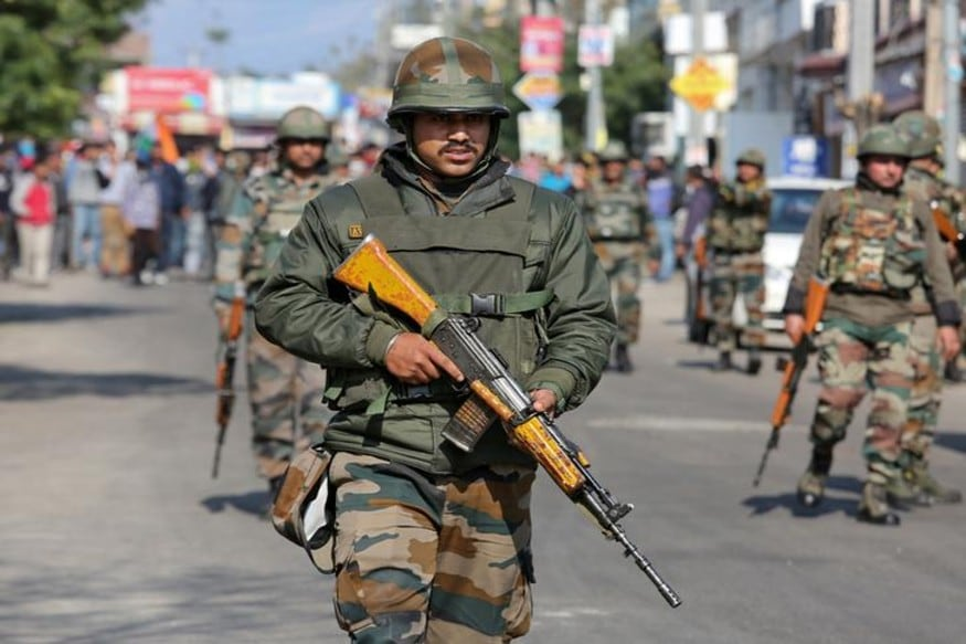 Army Defuses Two Missile Shells Fired by Pakistani Troops Along LoC in J&K's Poonch