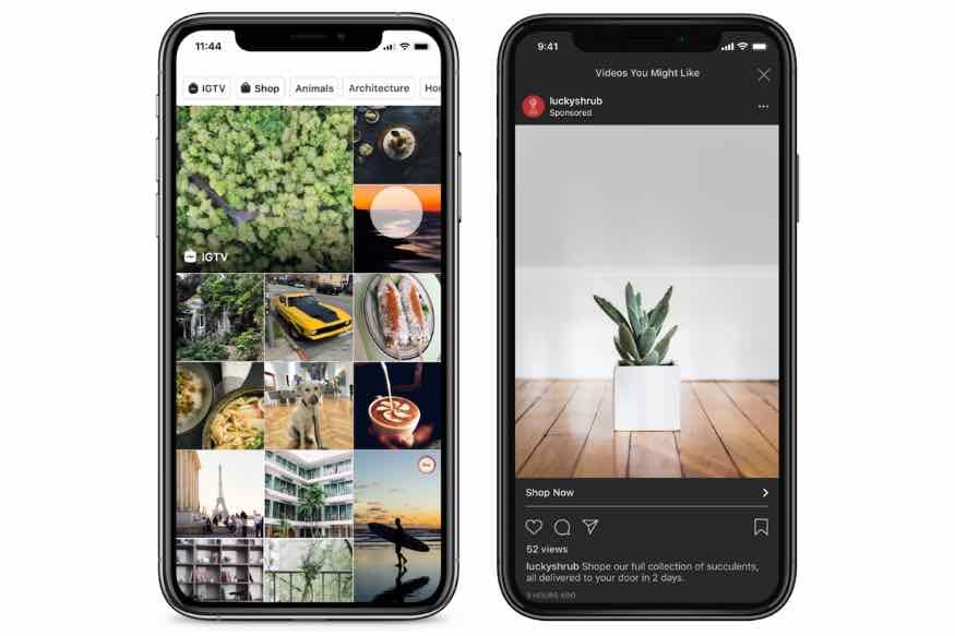 Thank You Facebook, For Ruining The Instagram Experience: More Adverts Are on The Way