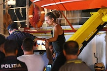 Italian Police Arrest Migrant-Rescue Ship Captain after Docking