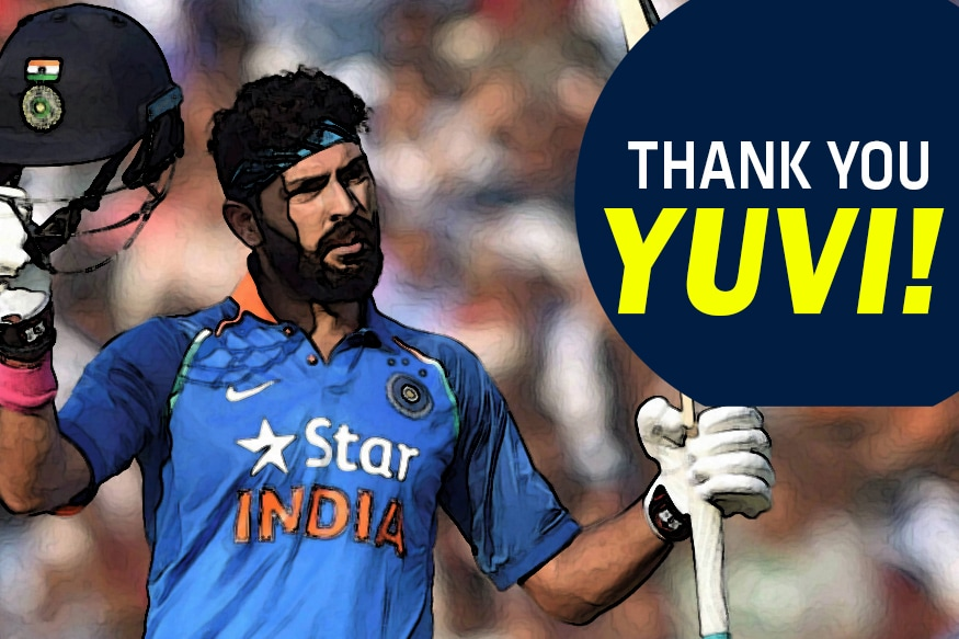 Yuvraj Retires | A Look Back at Yuvraj Singh's Illustrious Career in International Cricket