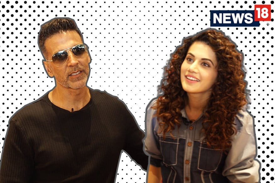 Interview: Akshay Kumar, Taapsee Pannu on Honda BS-VI Activa, Pollution Road Safety in India
