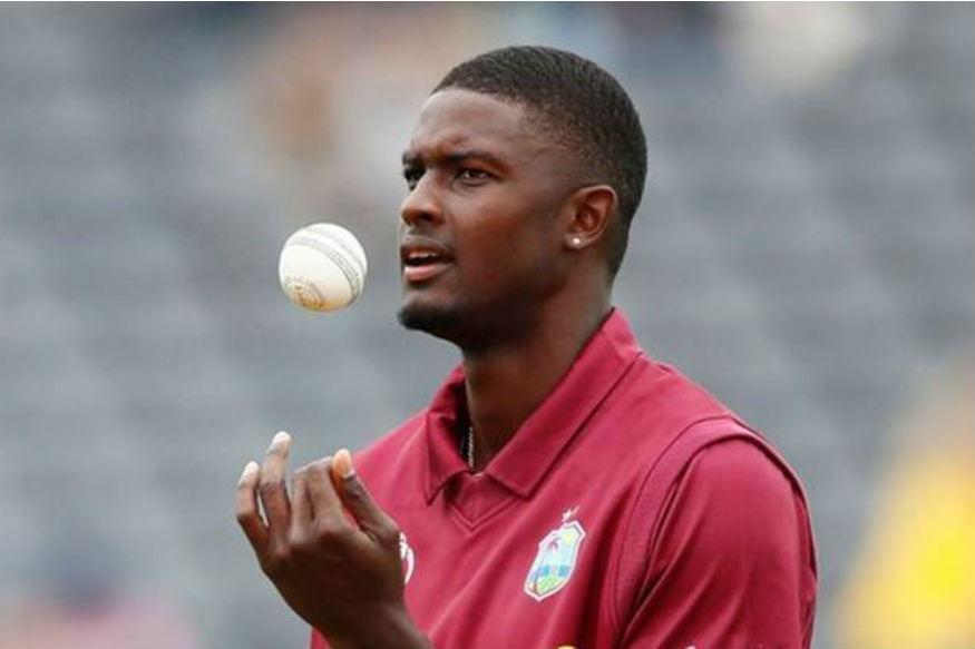Jason Holder to Miss First Two ODIs Against Ireland