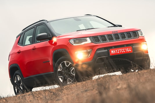 Jeep Compass Suv Why Is It So Popular In India Watch Video