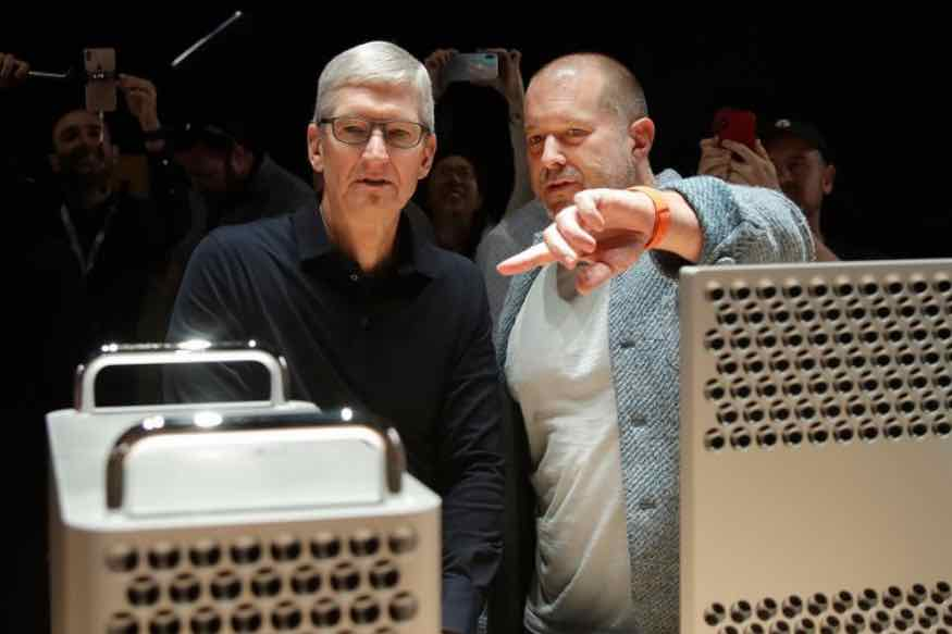 Image result for Jony Ive, The Design Legend Behind The iPhone And The iPad, is Leaving Apple