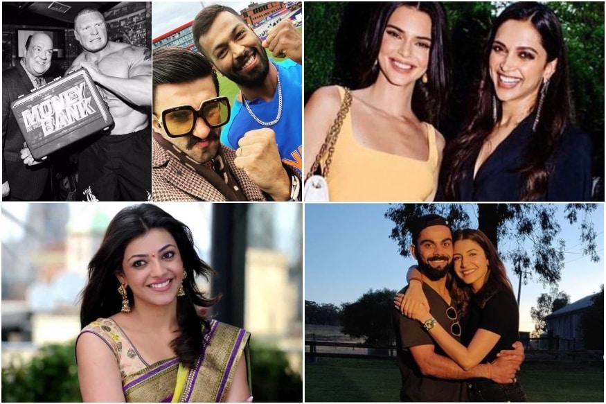 Ranveer Singh Gets Warning from Brock Lesnar's Advocate, Deepika Padukone Poses with Kendall Jenner