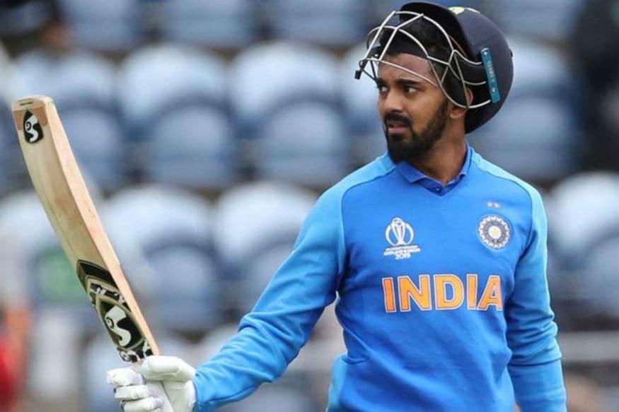 KL Rahul raises bat