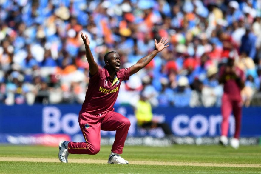 In Pics, India Knock West Indies Out of World Cup
