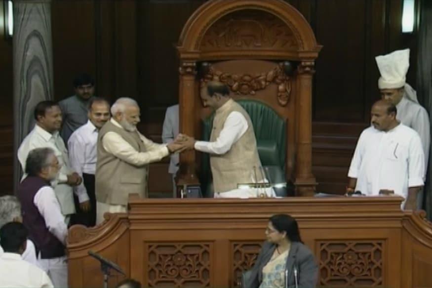 Warm Welcome, Shayari and Some Advice for Om Birla as Kota MP Elected Speaker of 17th Lok Sabha