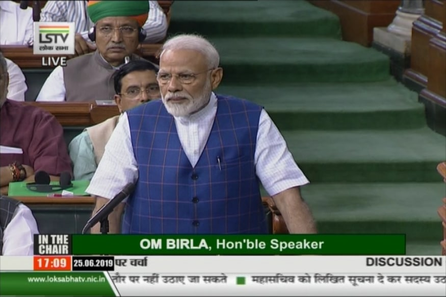 'Let Muslims Live in Gutters': PM Modi Quotes Rajiv Gandhi's Minister in Lok Sabha Address, Draws Oppn Ire