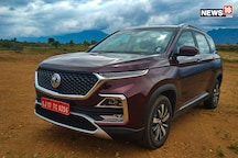 MG Hector Bookings Cross 50,000 Mark in India; 20,000 Units of SUV Sold Till Now
