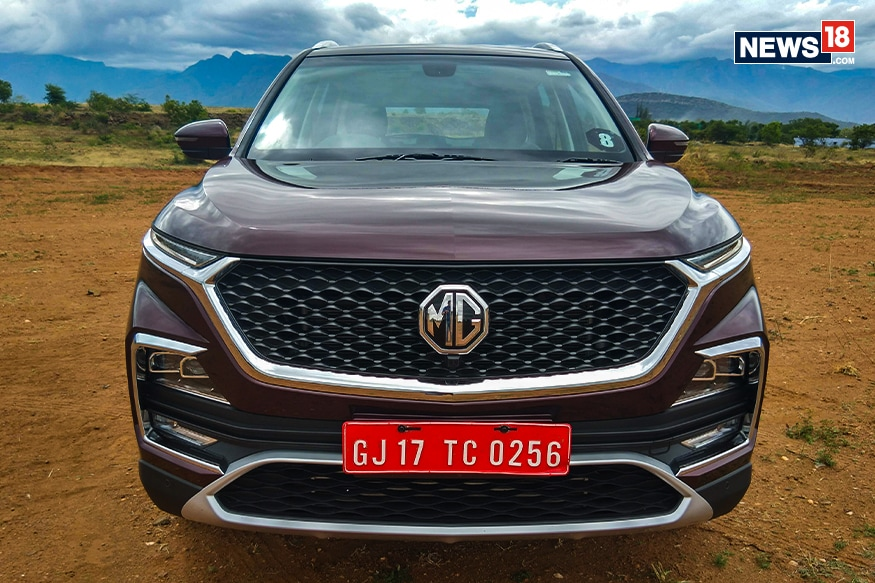 MG Hector SUV Bookings Suspended Temporarily, 21000 Cars