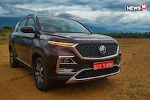 MG Motor Rolls Out 10,000th SUV Hector from Halol Plant