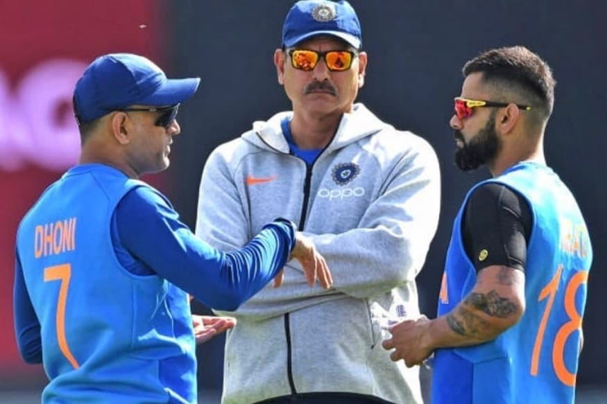Ravi Shastri and Co. Get Automatic Entry as CoA Invites Application for Team India Support