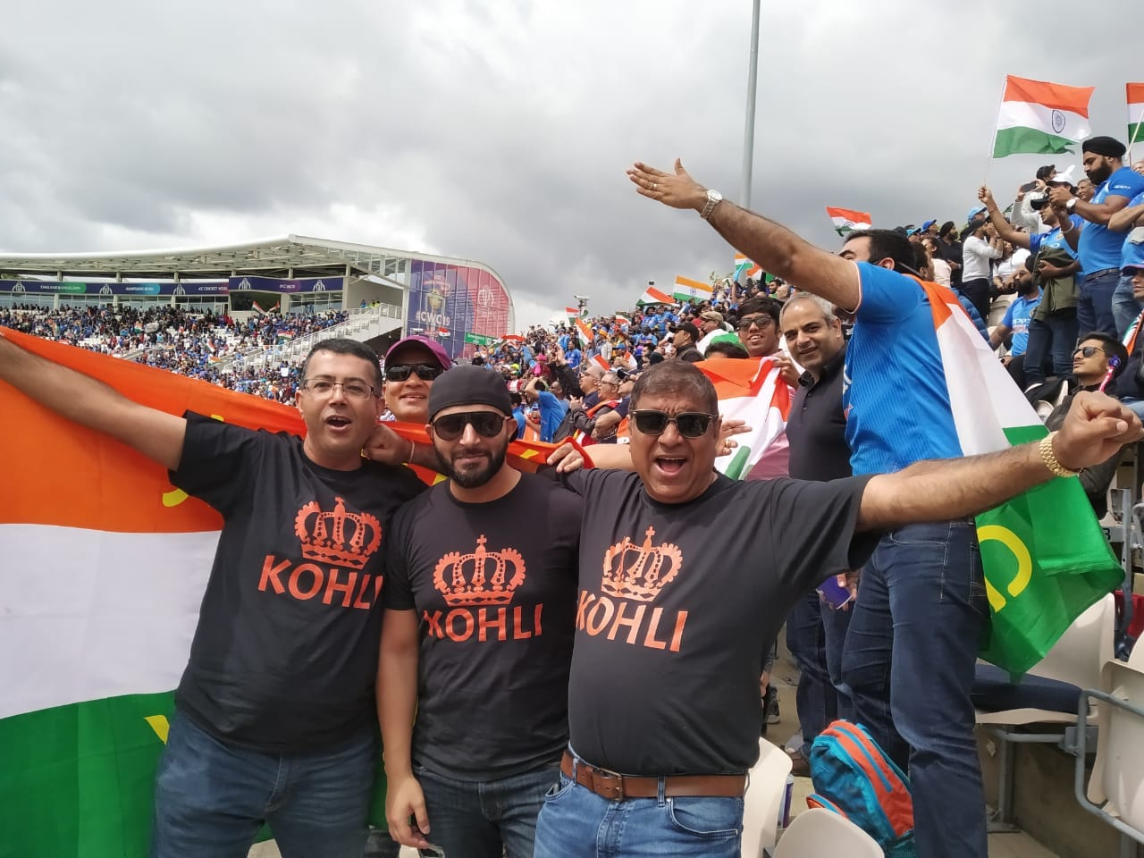 India vs South Africa | In Pics, Crowd Gathers In Big Numbers For India's Opening Clash