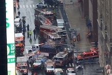 Pilot Killed in Helicopter Crash-landing on Manhattan Building Rooftop