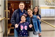 Riddhima Kapoor Shares Adorable Family Picture with Rishi Kapoor, Neetu Kapoor and Daughter Samara